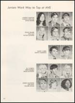 1973 Ardmore High School Yearbook Page 158 & 159