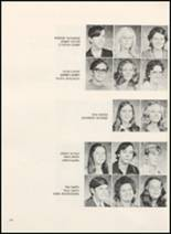 1973 Ardmore High School Yearbook Page 168 & 169