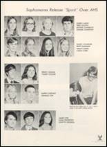 1973 Ardmore High School Yearbook Page 176 & 177