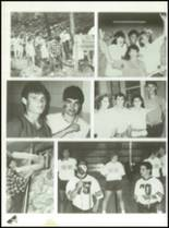 1989 Panama High School Yearbook Page 16 & 17