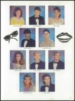 1989 Panama High School Yearbook Page 22 & 23