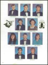 1989 Panama High School Yearbook Page 24 & 25