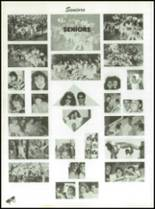 1989 Panama High School Yearbook Page 26 & 27