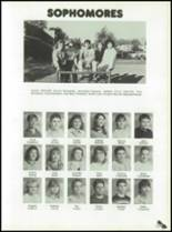 1989 Panama High School Yearbook Page 30 & 31