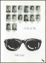 1989 Panama High School Yearbook Page 32 & 33