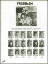 1989 Panama High School Yearbook Page 34 & 35