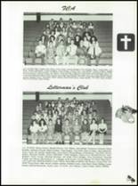 1989 Panama High School Yearbook Page 44 & 45