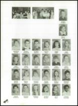 1989 Panama High School Yearbook Page 56 & 57