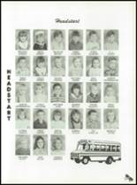 1989 Panama High School Yearbook Page 66 & 67