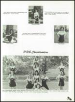 1989 Panama High School Yearbook Page 72 & 73