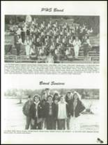 1989 Panama High School Yearbook Page 74 & 75