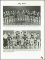 1989 Panama High School Yearbook Page 76 & 77