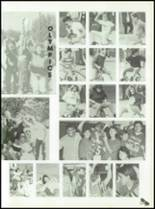 1989 Panama High School Yearbook Page 82 & 83