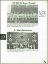 1989 Panama High School Yearbook Page 84 & 85