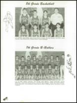 1989 Panama High School Yearbook Page 88 & 89