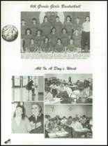 1989 Panama High School Yearbook Page 90 & 91
