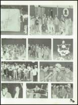 1989 Panama High School Yearbook Page 94 & 95