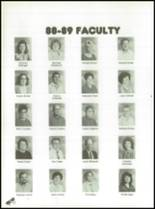 1989 Panama High School Yearbook Page 98 & 99