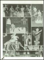 1989 Panama High School Yearbook Page 102 & 103