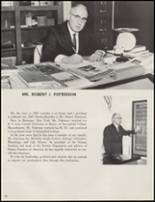 1967 Whitesboro High School Yearbook Page 14 & 15