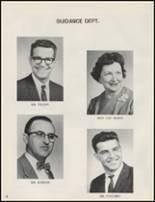 1967 Whitesboro High School Yearbook Page 22 & 23