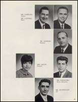 1967 Whitesboro High School Yearbook Page 28 & 29