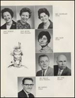 1967 Whitesboro High School Yearbook Page 32 & 33