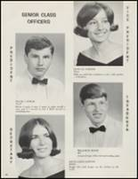 1967 Whitesboro High School Yearbook Page 40 & 41