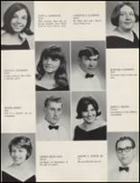 1967 Whitesboro High School Yearbook Page 42 & 43