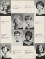 1967 Whitesboro High School Yearbook Page 46 & 47