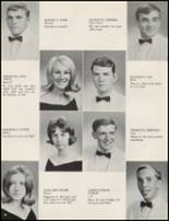 1967 Whitesboro High School Yearbook Page 50 & 51