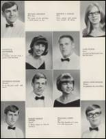 1967 Whitesboro High School Yearbook Page 52 & 53