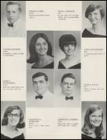 1967 Whitesboro High School Yearbook Page 54 & 55