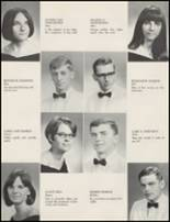 1967 Whitesboro High School Yearbook Page 58 & 59