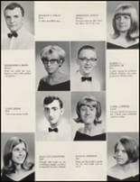 1967 Whitesboro High School Yearbook Page 60 & 61