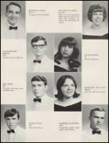 1967 Whitesboro High School Yearbook Page 62 & 63