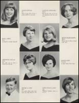 1967 Whitesboro High School Yearbook Page 64 & 65