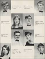 1967 Whitesboro High School Yearbook Page 66 & 67