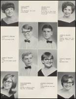 1967 Whitesboro High School Yearbook Page 70 & 71