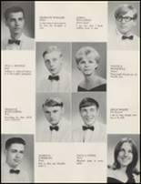 1967 Whitesboro High School Yearbook Page 82 & 83