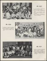 1967 Whitesboro High School Yearbook Page 104 & 105