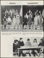 1967 Whitesboro High School Yearbook Page 110 & 111