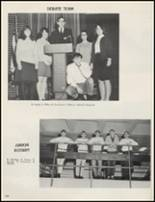 1967 Whitesboro High School Yearbook Page 124 & 125