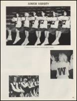 1967 Whitesboro High School Yearbook Page 154 & 155