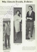 1967 Bloomington High School Yearbook Page 16 & 17