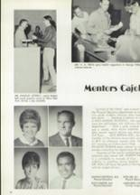 1967 Bloomington High School Yearbook Page 26 & 27