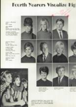 1967 Bloomington High School Yearbook Page 42 & 43