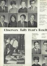 1967 Bloomington High School Yearbook Page 50 & 51