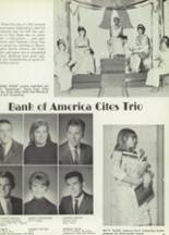 1967 Bloomington High School Yearbook Page 54 & 55