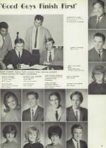 1967 Bloomington High School Yearbook Page 56 & 57